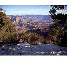 Grand Canyon South Rim Photographic Print