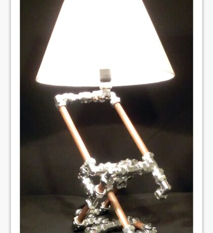 Articulated Desk Lamps - Copper and Chrome Collection - FredPereiraStudios_Page_02 Sticker