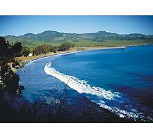 Ocean Curve Photographic Print