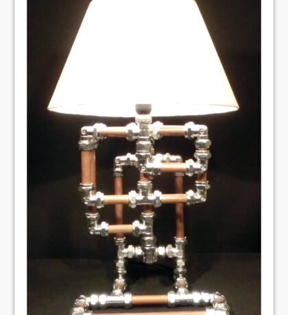 Articulated Desk Lamps - Copper and Chrome Collection - FredPereiraStudios_Page_06 Sticker