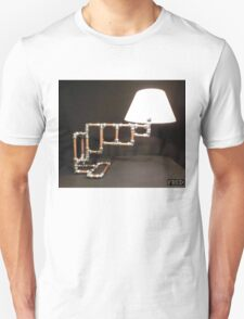 Articulated Desk Lamps - Copper and Chrome Collection - FredPereiraStudios_Page_10 Unisex T-Shirt