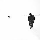 Snow Walk by Epicurian