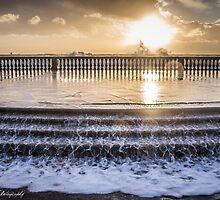 Waves in Livorno by Andrea Dani