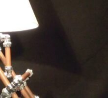 Articulated Desk Lamps - Copper and Chrome Collection - FredPereiraStudios_Page_18 Sticker