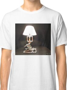 Articulated Desk Lamps - Copper and Chrome Collection - FredPereiraStudios_Page_19 Classic T-Shirt