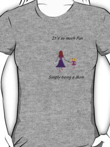 So Much fun Girl small print T-Shirt