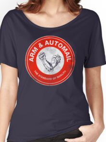 Arm & Automail Women's Relaxed Fit T-Shirt
