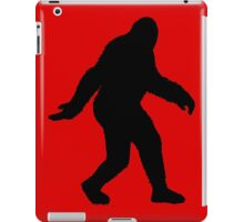 Sasquatch iPad Case/Skin