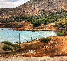 The Bay at Pondamos by Tom Gomez