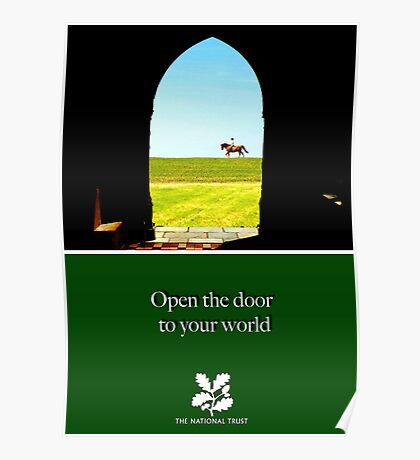 National Trust Poster