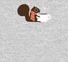 Squirrel Coffee Holiday Unisex T-Shirt