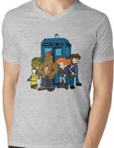 DR Chew (11) Mens V-Neck T-Shirt