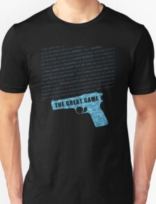 The Great Game fan poster T-Shirt