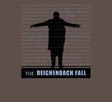 The Reichenbach Fall fan poster Unisex T-Shirt