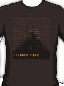 The Empty Hearse fan poster T-Shirt