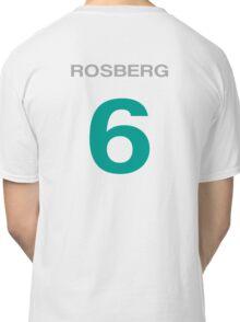 Rosberg 6 Classic T-Shirt