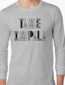 Tame Impala - Black Long Sleeve T-Shirt