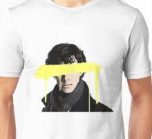 Blind Sherlock Unisex T-Shirt