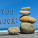 You Rock by Marianne Campolongo