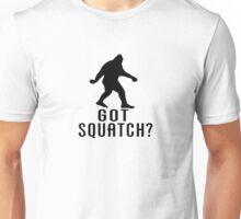 Got Squatch Silhouette Unisex T-Shirt