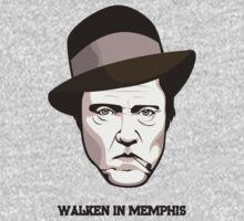 """Christopher Walken - """"Walken in Memphis"""" One Piece - Short Sleeve"""