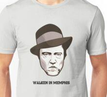 """Christopher Walken - """"Walken in Memphis"""" Unisex T-Shirt"""