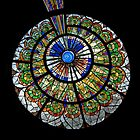 Arusha Stained Glass by phil decocco