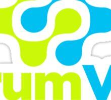 Sarum Velo Club Clothing  Sticker