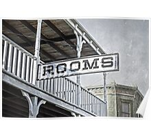 Rooms Poster