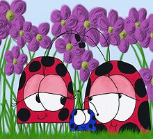 The Ladybug Family by OneArtsyMomma