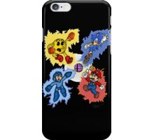 When Gaming legends Collide... iPhone Case/Skin