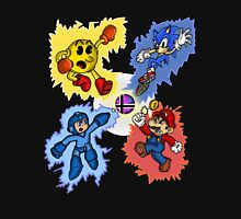 When Gaming legends Collide... Unisex T-Shirt