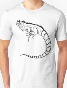 Iguana in the Sun  T-Shirt