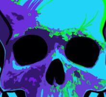 Neo Skull Sticker