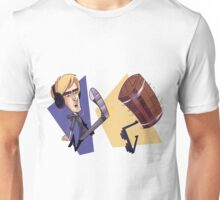 PewDiePie and Barrels Funny Unisex T-Shirt