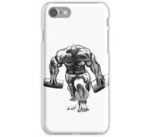 Absorbing Man iPhone Case/Skin