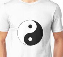 Yin-Yang symbol T-shirt design Unisex T-Shirt