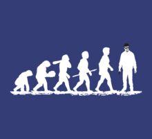 Evolution Heisenberg! by Mynameisparrish