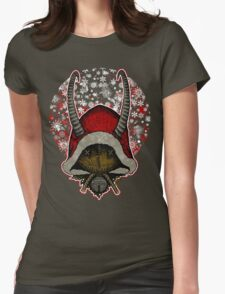 SAMPUS! Womens Fitted T-Shirt
