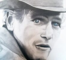 Butch Cassidy  by Ron Griggs