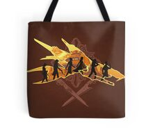 THE TWO SWORDS Tote Bag
