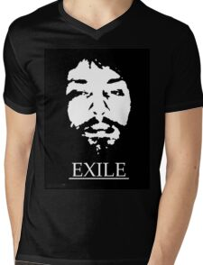 Bregarexiled Mens V-Neck T-Shirt