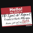 Hello My Name is... by chemiro