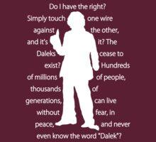 4th doctor quote shirt by sasukex125