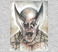 Vampire Wolverine from x-men by Gannucci