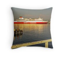 Reflections of the Spirit Throw Pillow