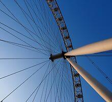 London Eye, London by missanathema