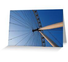 London Eye, London Greeting Card