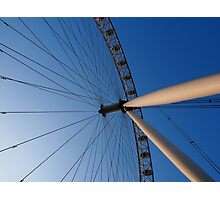 London Eye, London Photographic Print