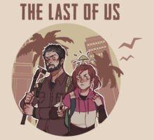 The Last of Us #1 by kjosephison